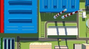 马钢新区增建双流板坯连铸机工程借助Vault 实现跨界协同 推进BIM实施-BIMBANK