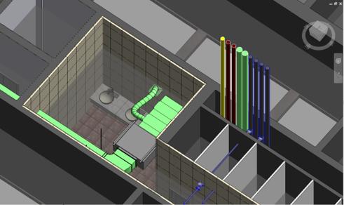 世博之眼 绿色双星-周家渡01-07地块项目绿色建筑的BIM发展之路(节选)-BIMBANK
